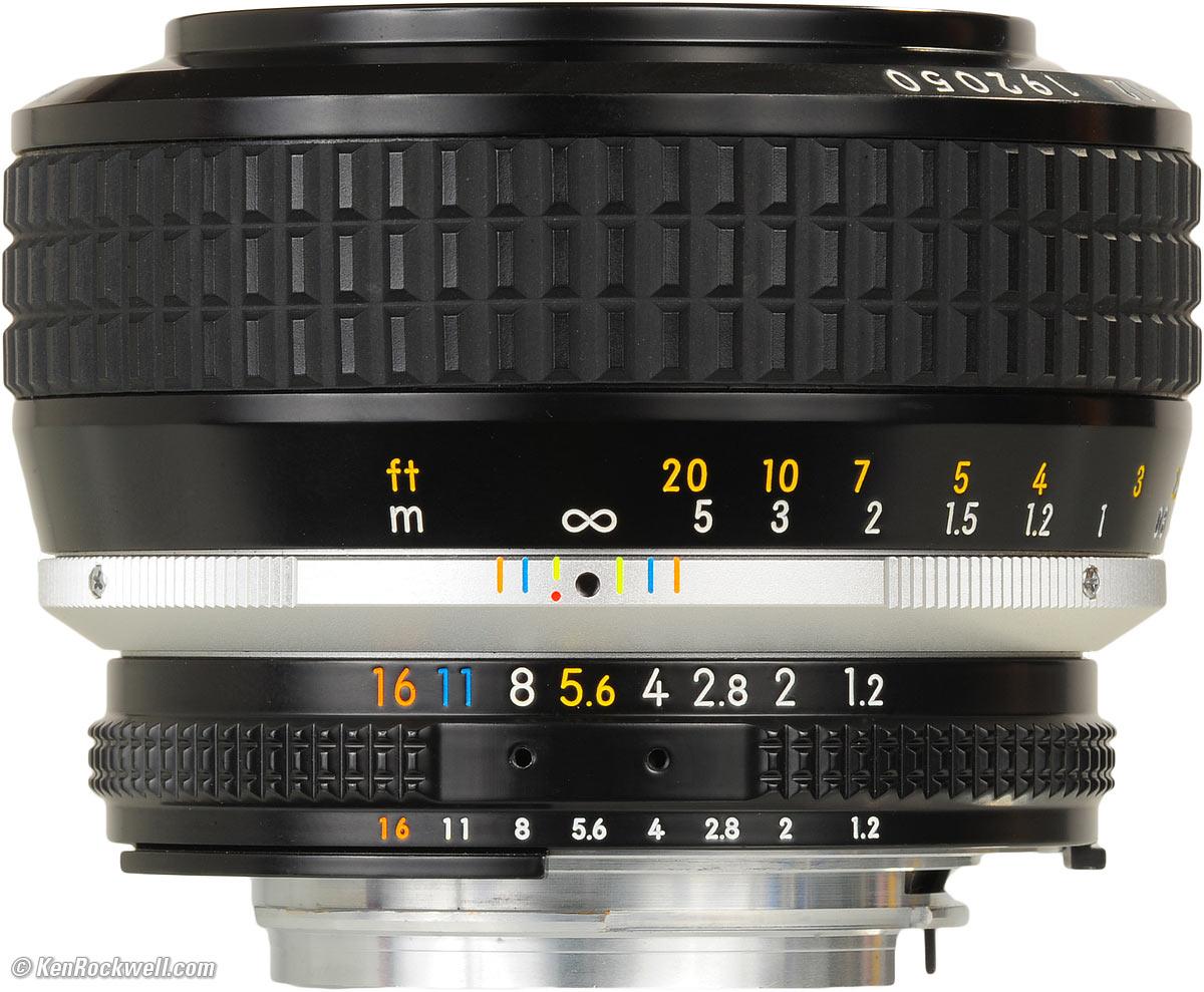 nikon 50mm 1.8 d manual