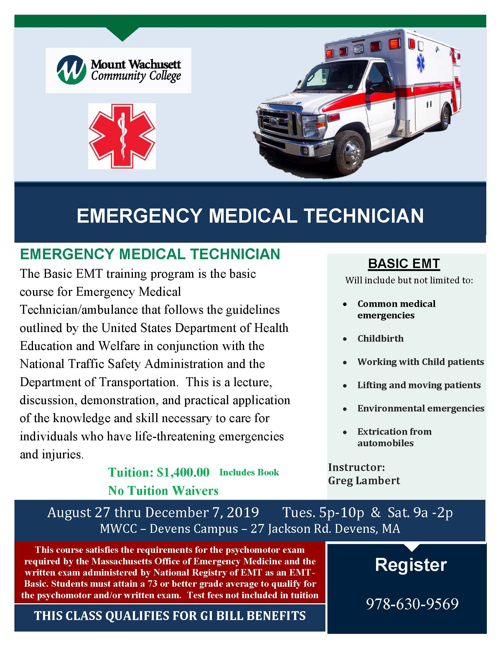 ambulance service basic training manual