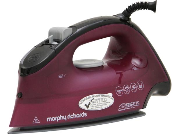 morphy richards breeze iron manual
