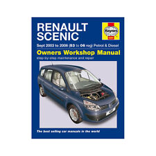 renault megane scenic workshop manual free download
