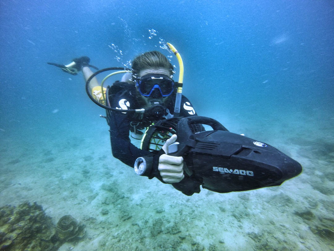 scuba diving manual free download
