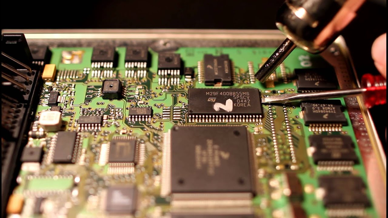 how to erase eeprom manually
