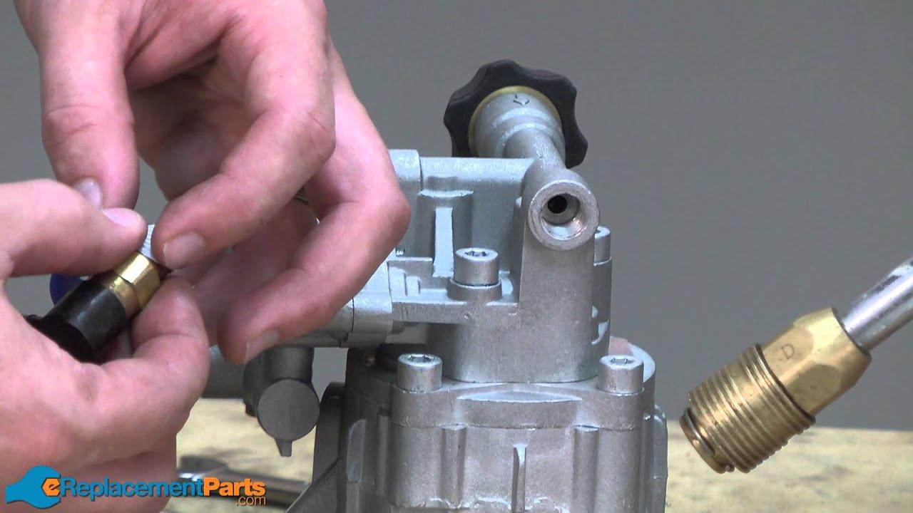 generac 2300 psi pressure washer manual
