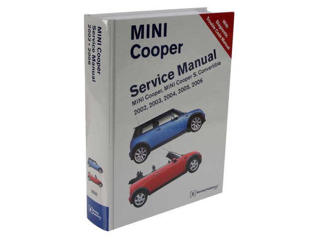 2003 mini cooper owners manual