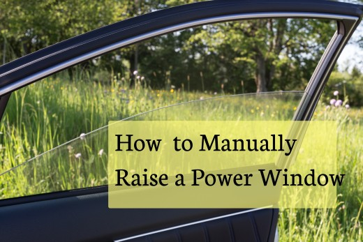 can you change manual windows to power windows