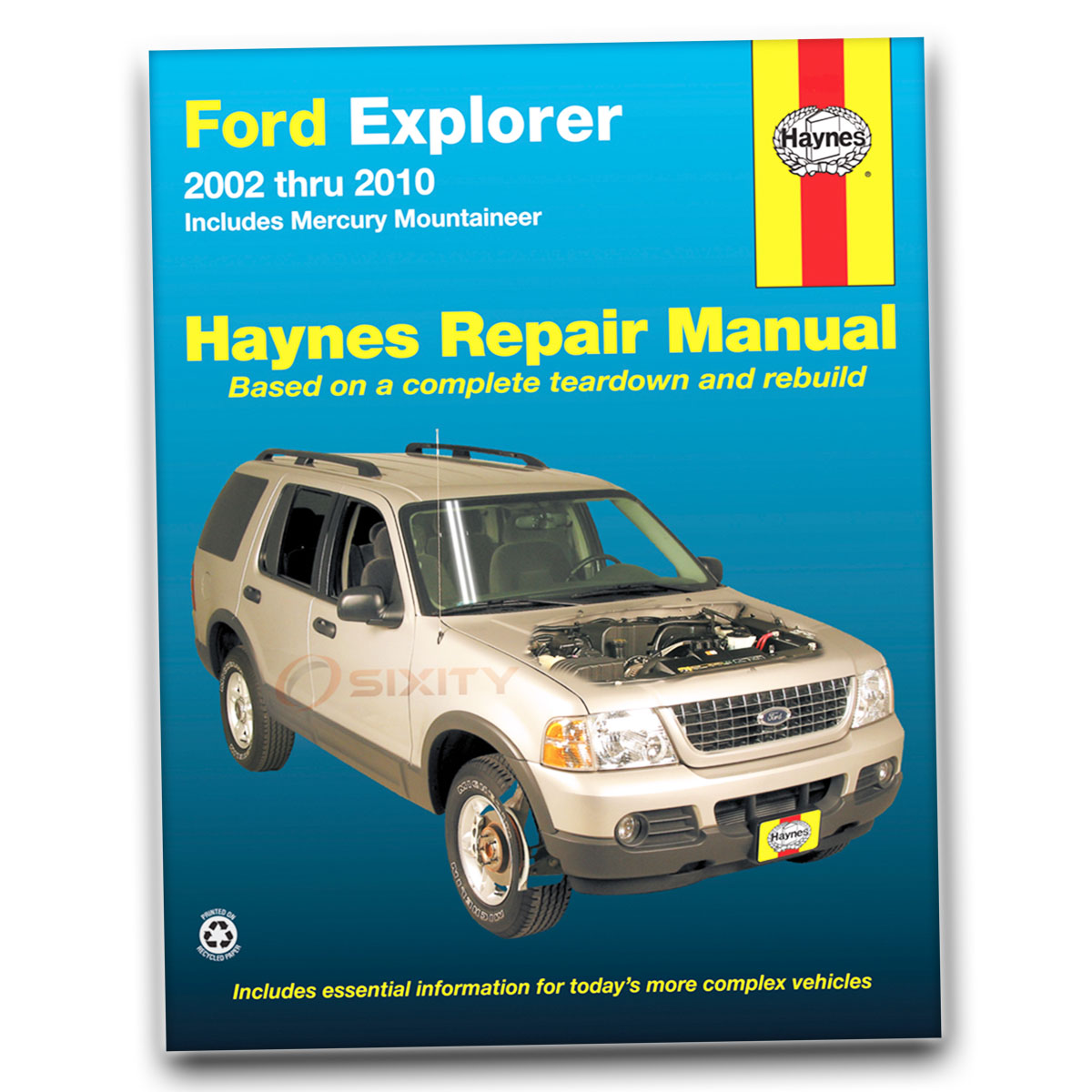 2002 ford explorer owners manual