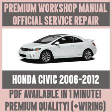 2011 honda civic repair manual