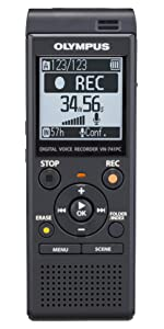 olympus voice recorder ws 852 manual