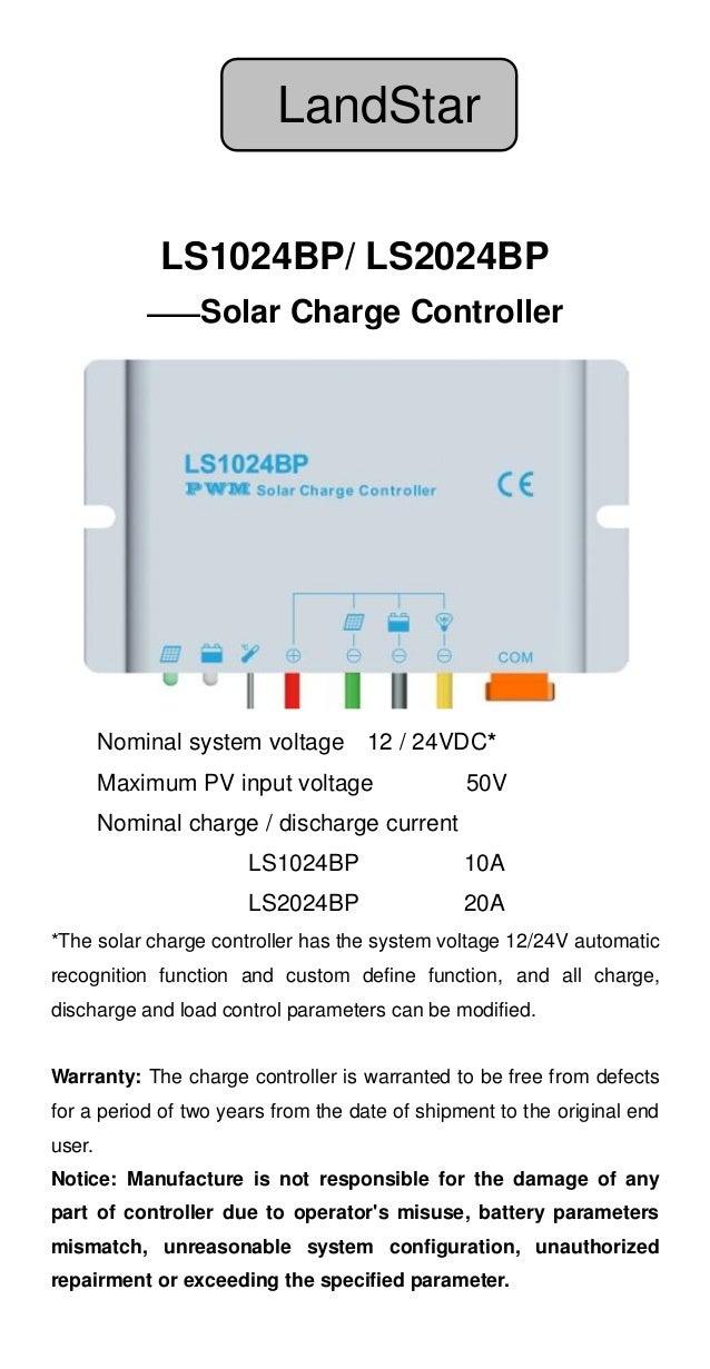 old bp solar regulator manual