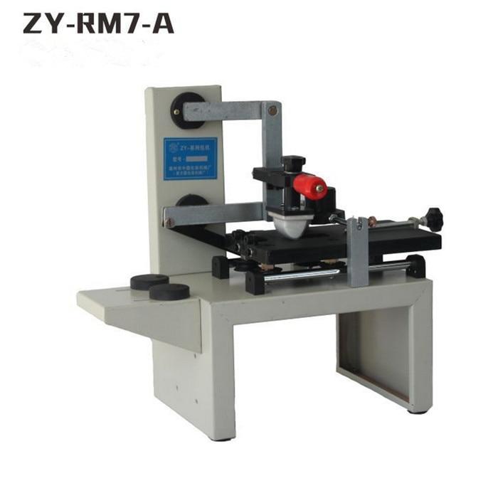 manual pad printing machine price