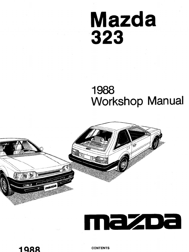 mazda 2 workshop manual download