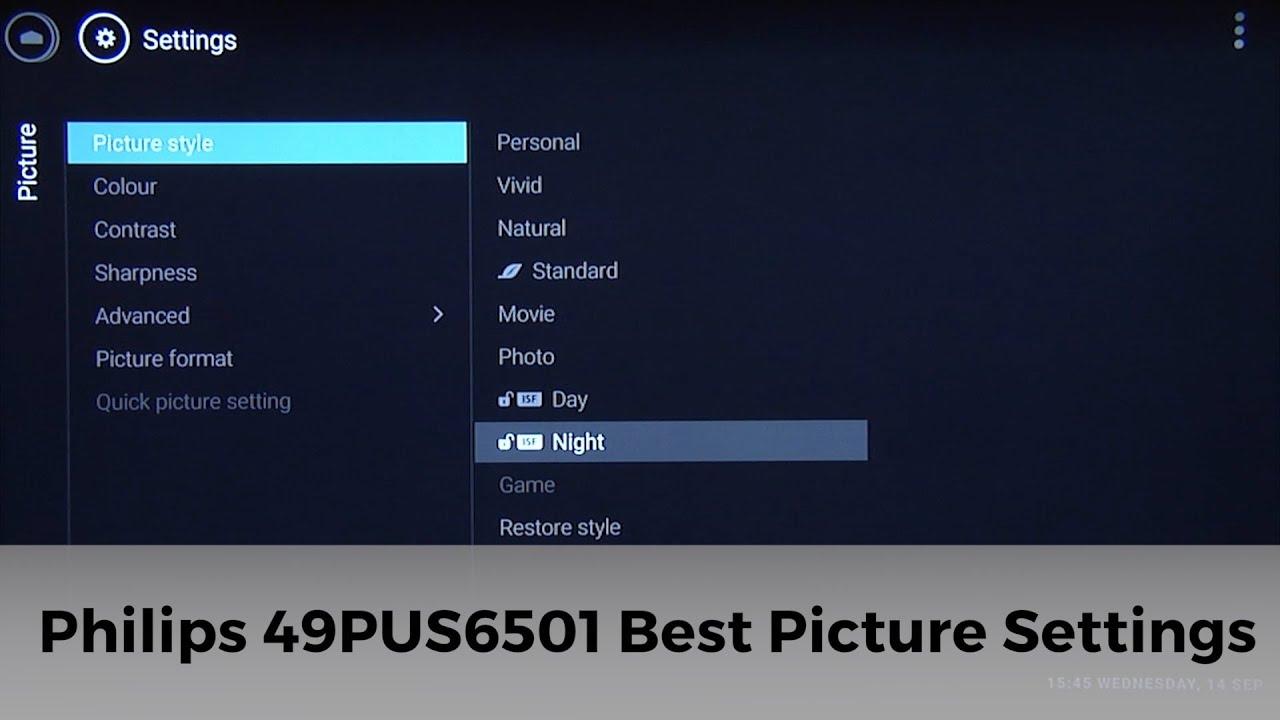philips 5000 series tv manual