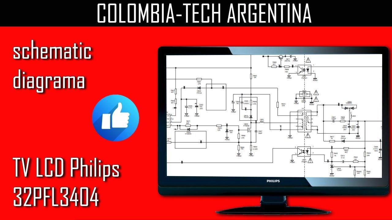 philips lcd tv repair manual