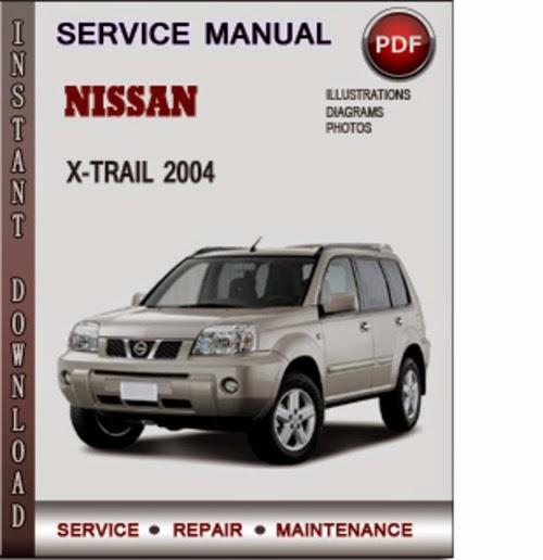 nissan x trail 2008 manual