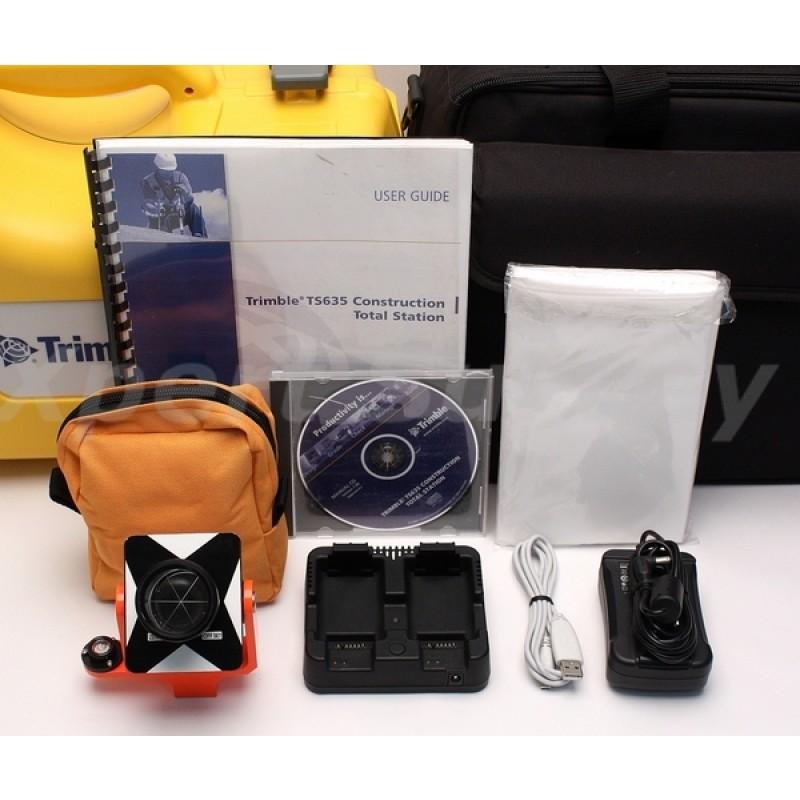 trimble m3 total station operating manual