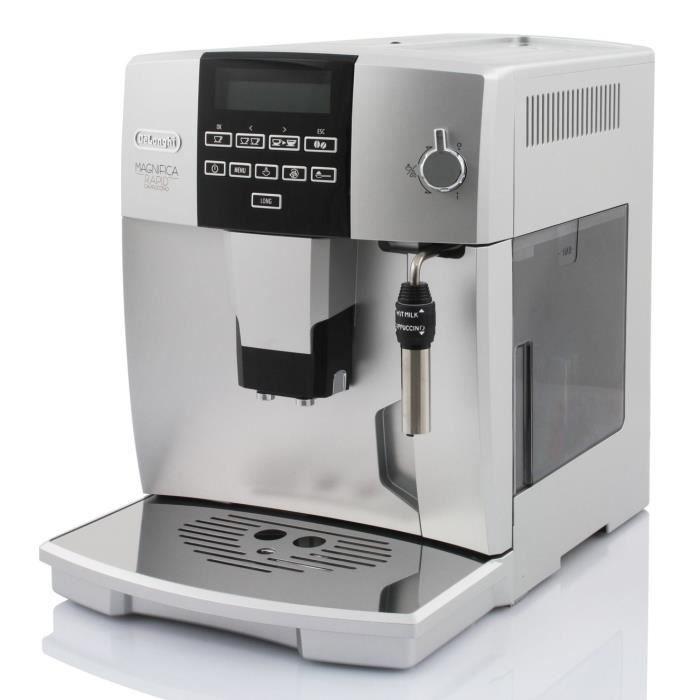 delonghi magnifica automatic cappuccino machine instruction manual