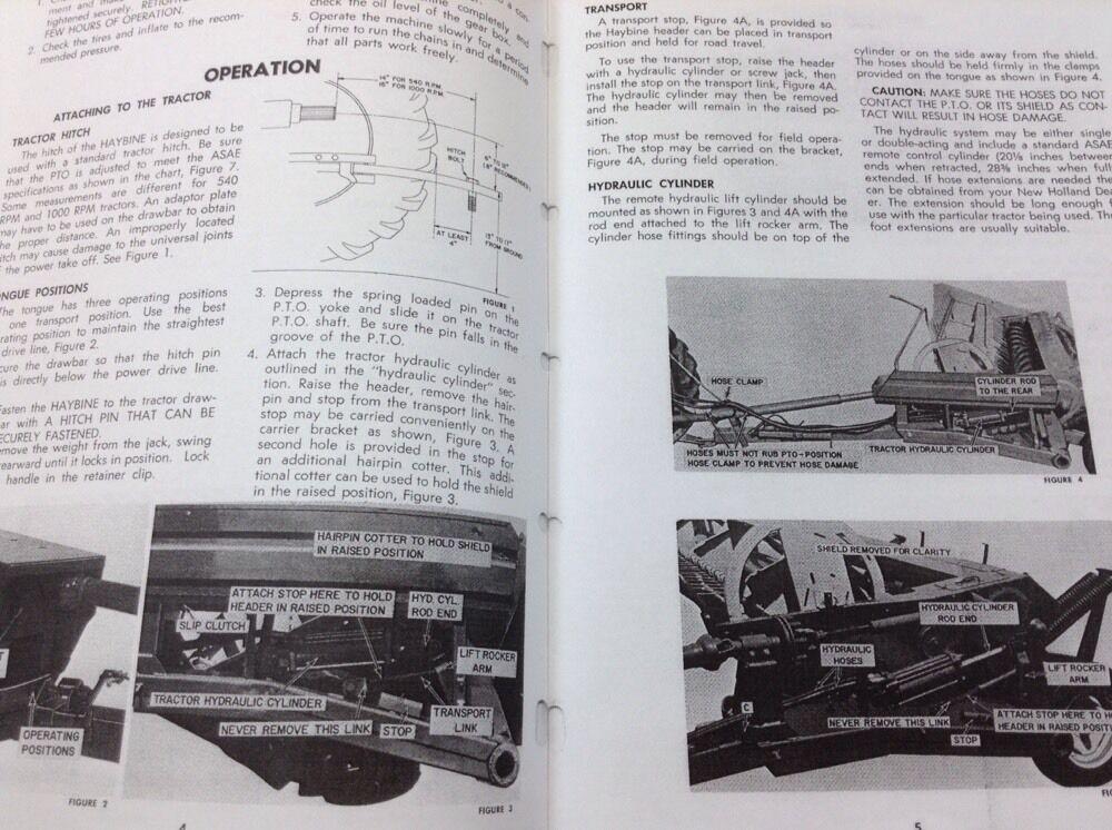 john deere 1435 owners manual