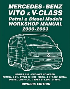 mercedes vito 108 cdi manual pdf