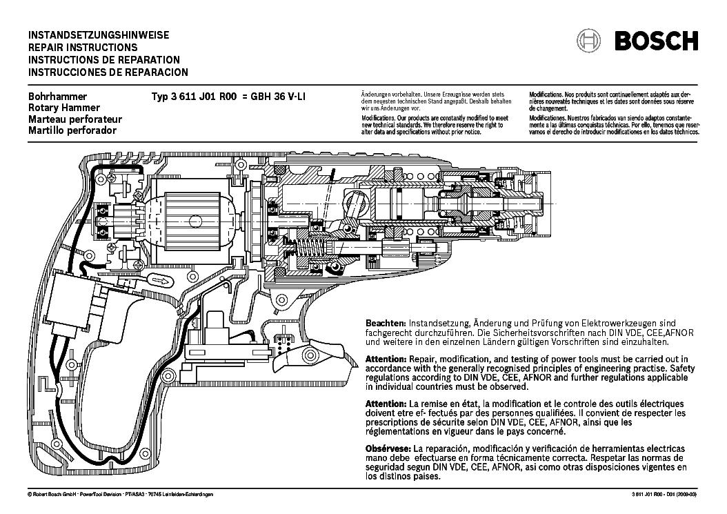 bosch classixx 5 manual pdf