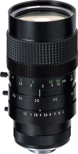 computar tv zoom lens manual