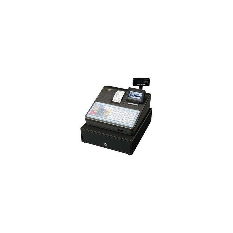 sharp xe a217b cash register manual