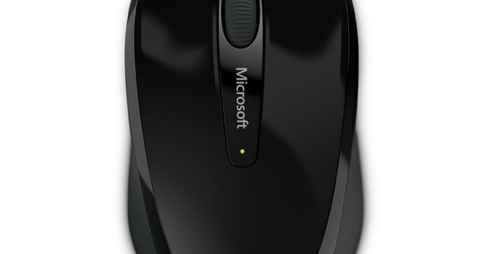 microsoft wireless mouse 3500 manual