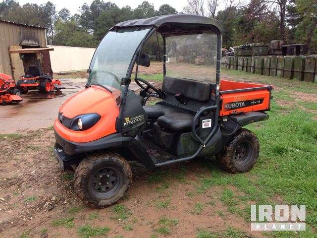 kubota rtv 400 service manual