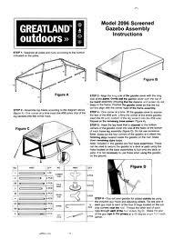 great outdoors hacienda tent manual