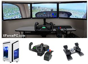 atc 610 flight simulator manual