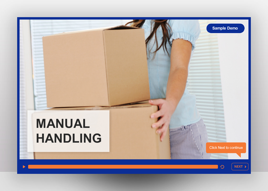 manual handling toolbox talk 2017