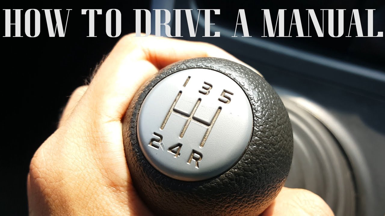 how to stop stalling a manual car