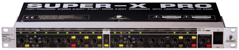 behringer super x pro cx3400 manual