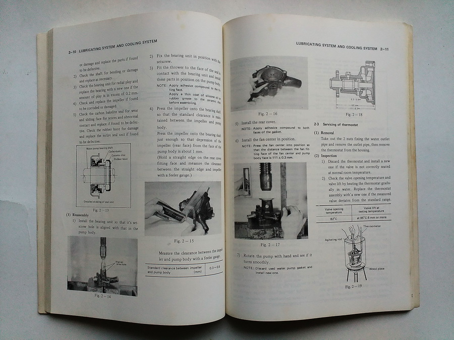 isuzu c190 diesel engine manual