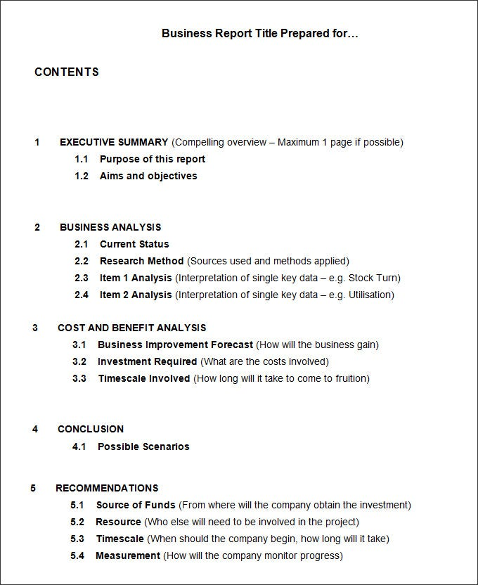 how to write a technical manual template