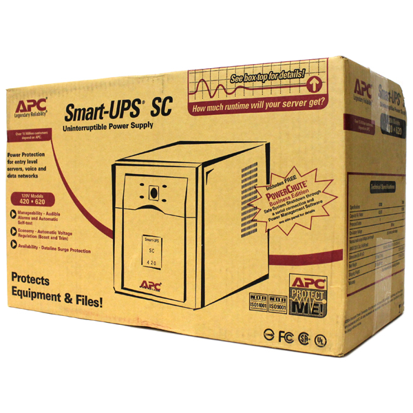apc smart ups sc620 manual
