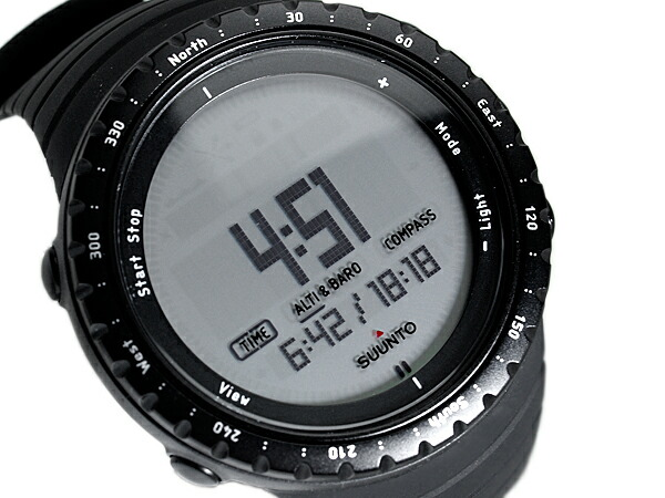 suunto core regular black manual
