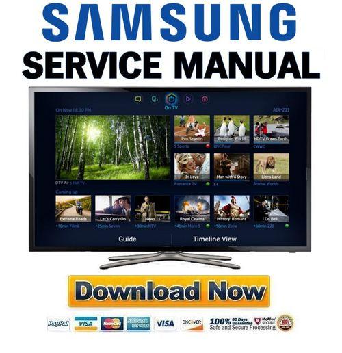 samsung 40 smart tv manual pdf