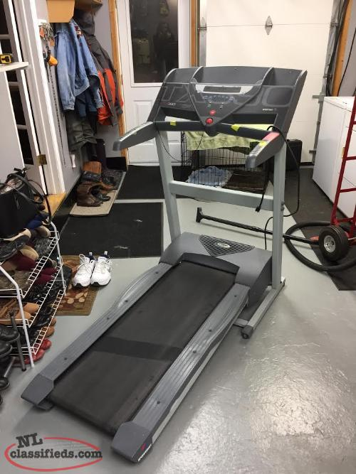sportcraft tx 390 treadmill manual