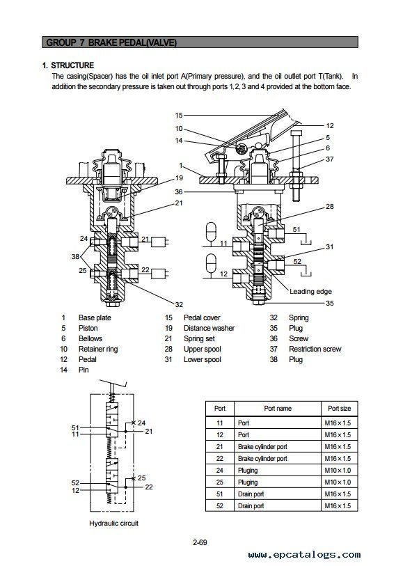 98 hyundai excel workshop manual