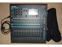 allen and heath qu 16 manual