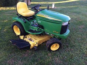 john deere 345 lawn tractor service manual