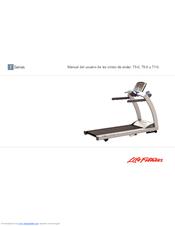 life fitness t7 treadmill manual