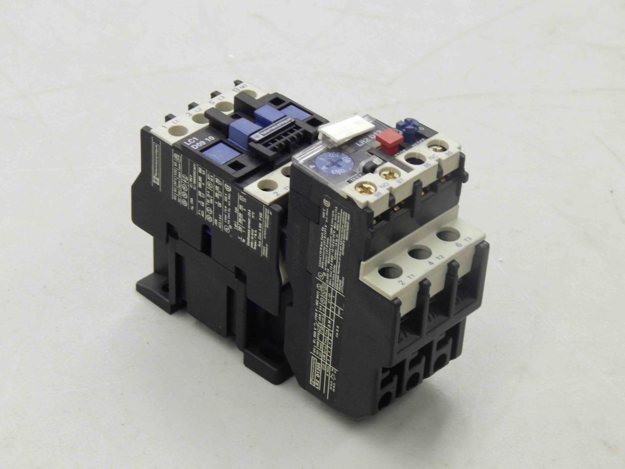 telemecanique lc1 d09 10 manual