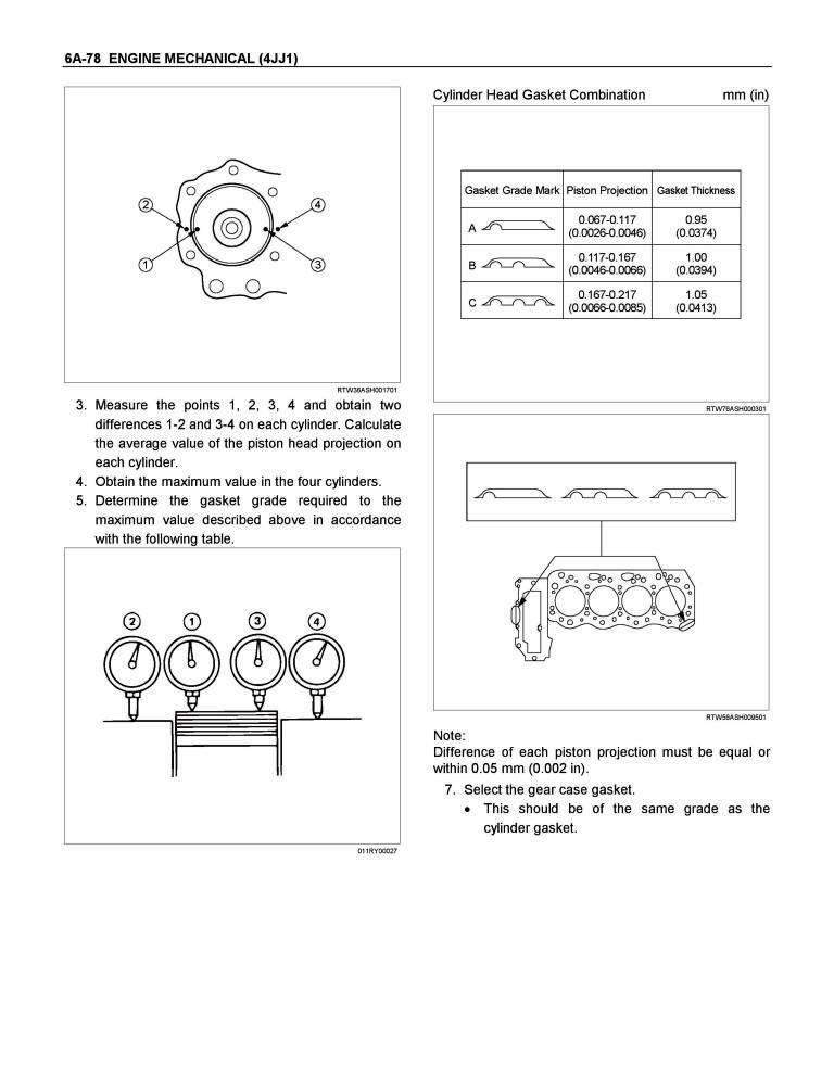 isuzu d max workshop manual