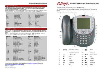 avaya ip office manager manual