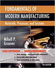 fundamentals of modern manufacturing solution manual 5th