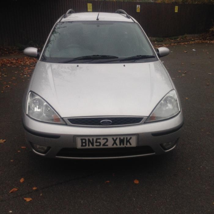 ford focus ghia 2003 manual