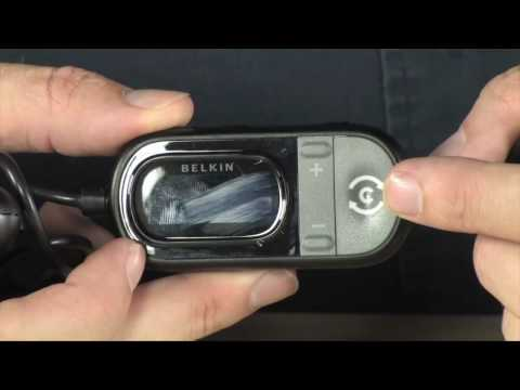 belkin tunecast auto universal manual