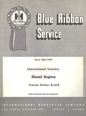 international 350 utility tractor manual