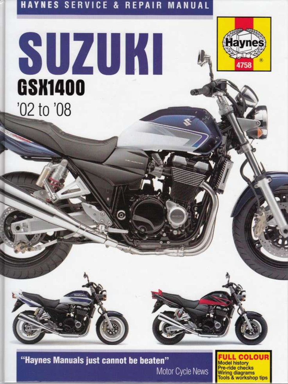 suzuki gsx 250 service manual